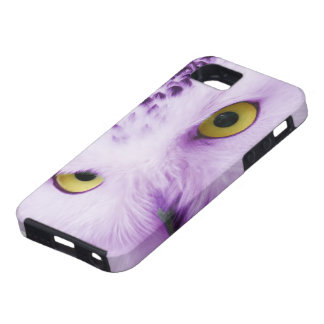 Owl Eyes iPhone 5 Case