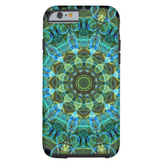 Owl Eyes kaleidoscope Tough iPhone 6 Case