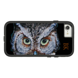 OWL EYES ON YOU CUSTOMIZABLE by Slipperywindow Case-Mate Tough Extreme iPhone 7 Case