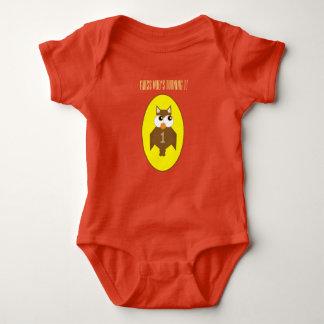 Owl First Birthday T-shirt