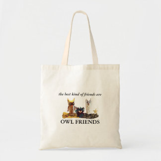 """""""OWL FRIENDS"""" for charity"""