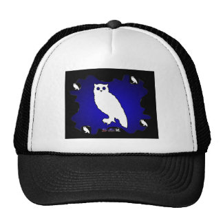 OWL GIFTS CUSTOMIZABLE PRODUCTS MESH HAT