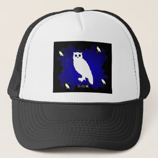 OWL GIFTS CUSTOMIZABLE PRODUCTS TRUCKER HAT