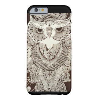 owl grafik barely there iPhone 6 case