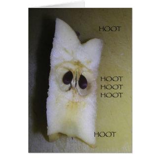 OWL Happy Halloween! Card