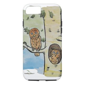 Owl Hello Phone Case
