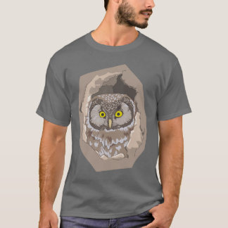 Owl Hole T-Shirt