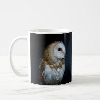 Owl I need is coffee... (Barn Owl) Coffee Mug