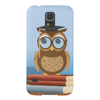 Owl illustration case for galaxy s5