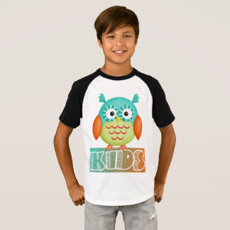 Owl in colors T-Shirt