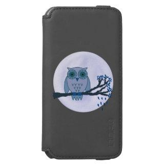 Owl in the Blue Moonlight. Incipio Watson™ iPhone 6 Wallet Case