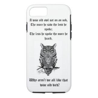 Owl iPhone 8/7 Case