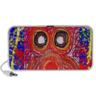 OWL Kids Art : Inspire your KIDS iPod Speakers
