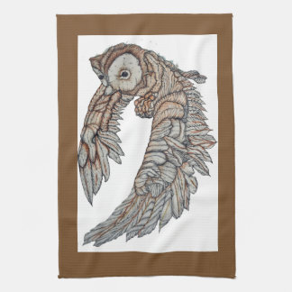 Owl Kitchen Towel