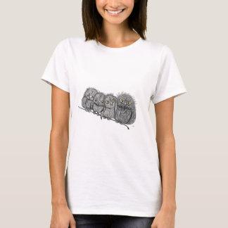 Owl line T-Shirt
