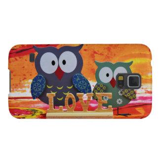 Owl love galaxy s5 cases