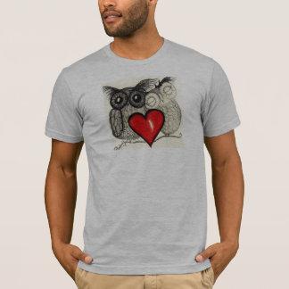 Owl Love -Tshirt T-Shirt