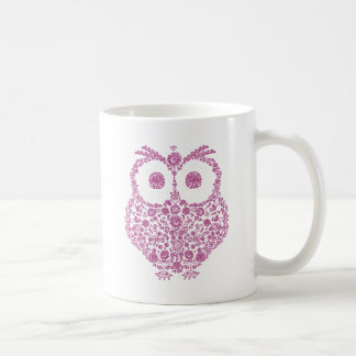 OWL LOVERS GIFT COFFEE MUG