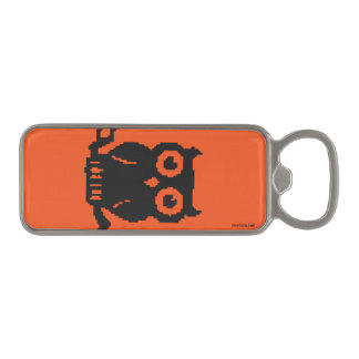 Owl Magnetic Bottle Opener