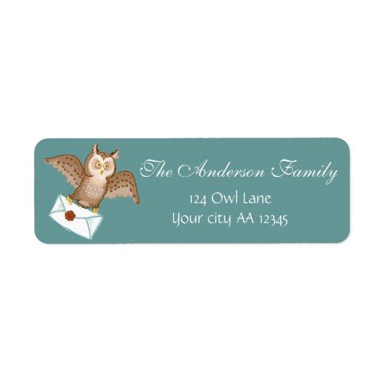 Owl mail adress