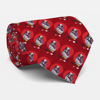 Owl Mania Collection Tie