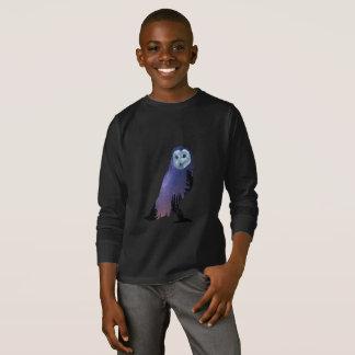 Owl night sky T-Shirt