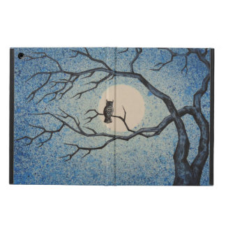 Owl Night-watch iPad Air Cover