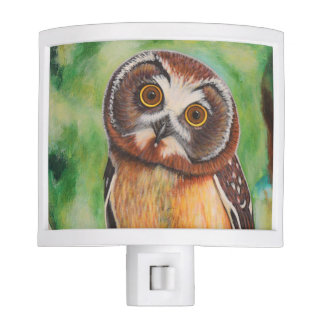 Owl Nightlight Night Lite