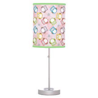 Owl Nursery Lamp