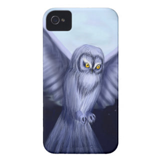 Owl - Owl iPhone 4 Case-Mate Cases