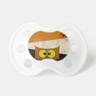 Owl Picture Pacifier