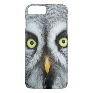 Owl portrait iPhone 7 plus case