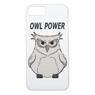 owl power iPhone 8/7 case