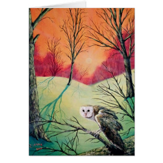 "Owl Products featuring ""Soren: Owl of Ga' Hoole"" Card"