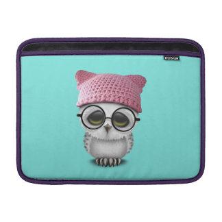 owl pussy hat MacBook air sleeves