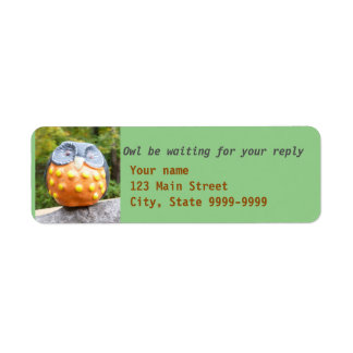 OWL Return Address Labels