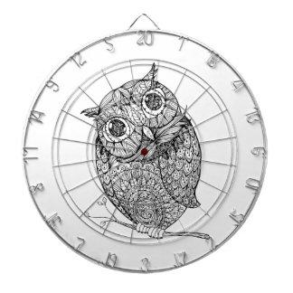 Owl Right Design Dartboard