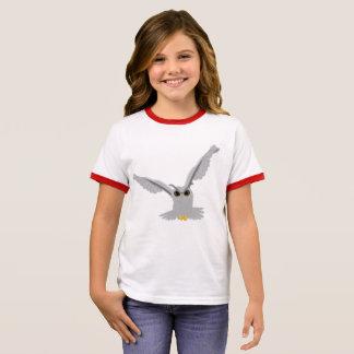 Owl Ringer T-Shirt