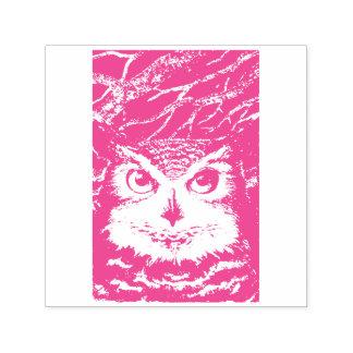 Owl Self-inking Stamp