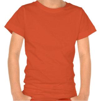 Owl Show Peace Girls' LAT  Fine Jersey T-Shirt