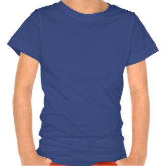 Owl Show Self Control Girls' LAT Tee Shirt