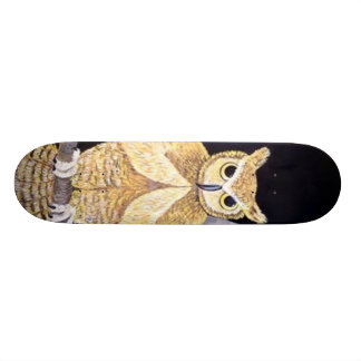 Owl Skateboard