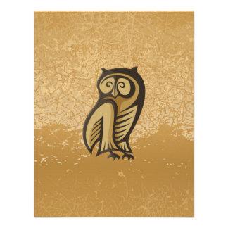 Owl Symbol Color Announcements