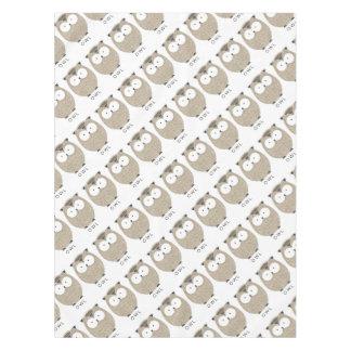 Owl Tablecloth