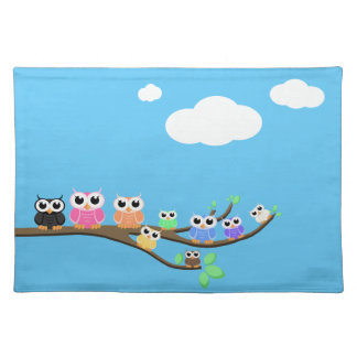 """OWL Together Now"" Placemat"