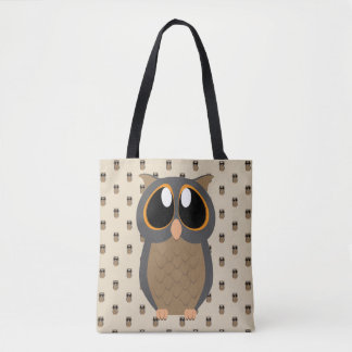 Owl Tote Bag - Cute!