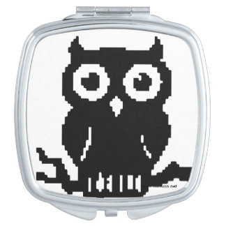 Owl Travel Mirror