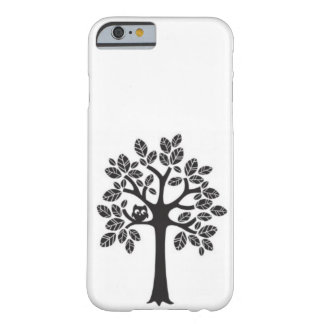 Owl Tree Barely There iPhone 6 Case