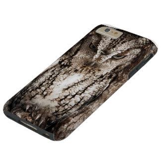Owl tree masking iphone6 case