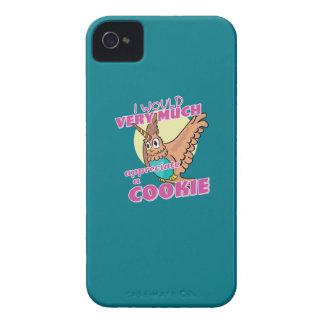 Owl Unicorn I Would Very Much Appreciate a Cookie iPhone 4 Case